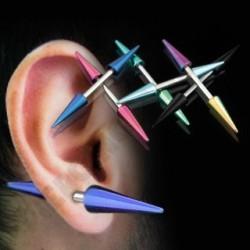 Piercing do ucha - FAKE